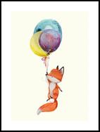 Räven och ballongerna